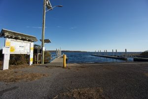 Barn Island Boat Launch