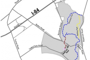 Belding Wildlife Management Area Trail Map