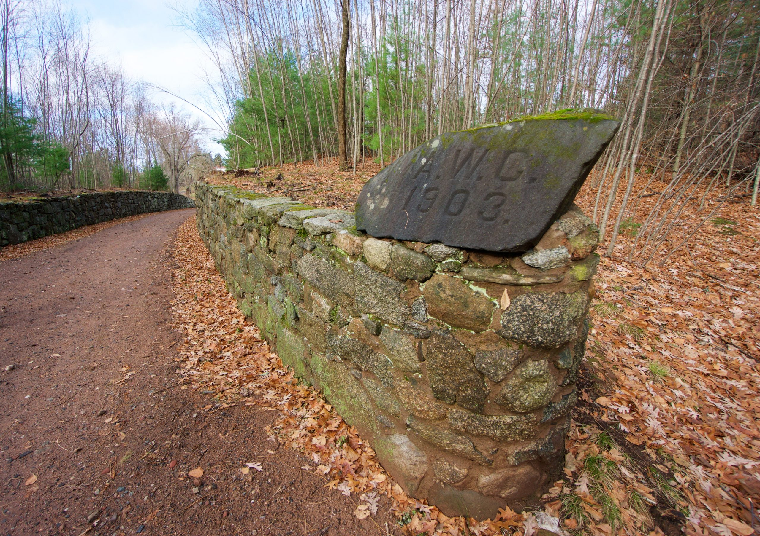 Carriage Path at Case Mountain