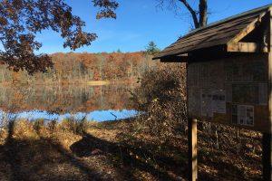 Freja Park Bolton Notch Pond