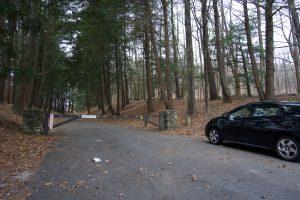 Haystack Mountain Entrance