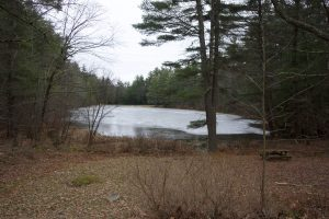 Haystack Mountain Pond