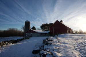 Heritage Farm Barn