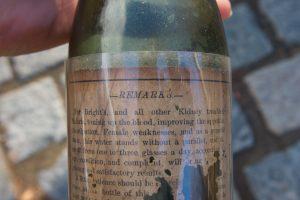 Highland Park Water Bottle