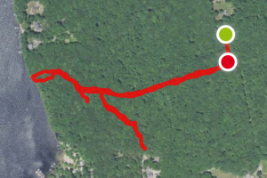 Hopemead State Park Trail Map