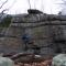 Mamacoke Island Rock Wall