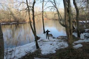Quinebaug River at Sugar Brook