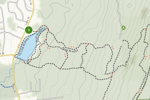 Risley Park Trail Map