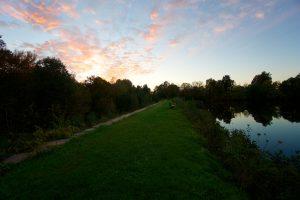 Risley Pond Dam