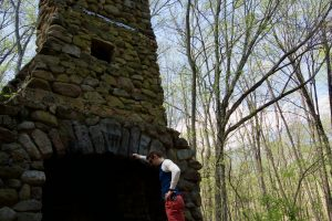 Roaring Brook Chimney