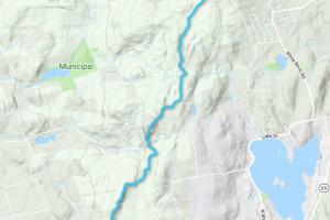 Shenipsit Trail South Terminus