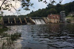 Shetucket Dam 1