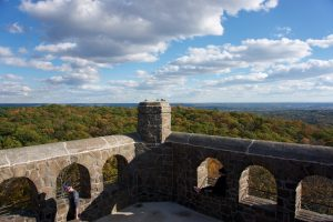 Sleeping Giant View From Tower