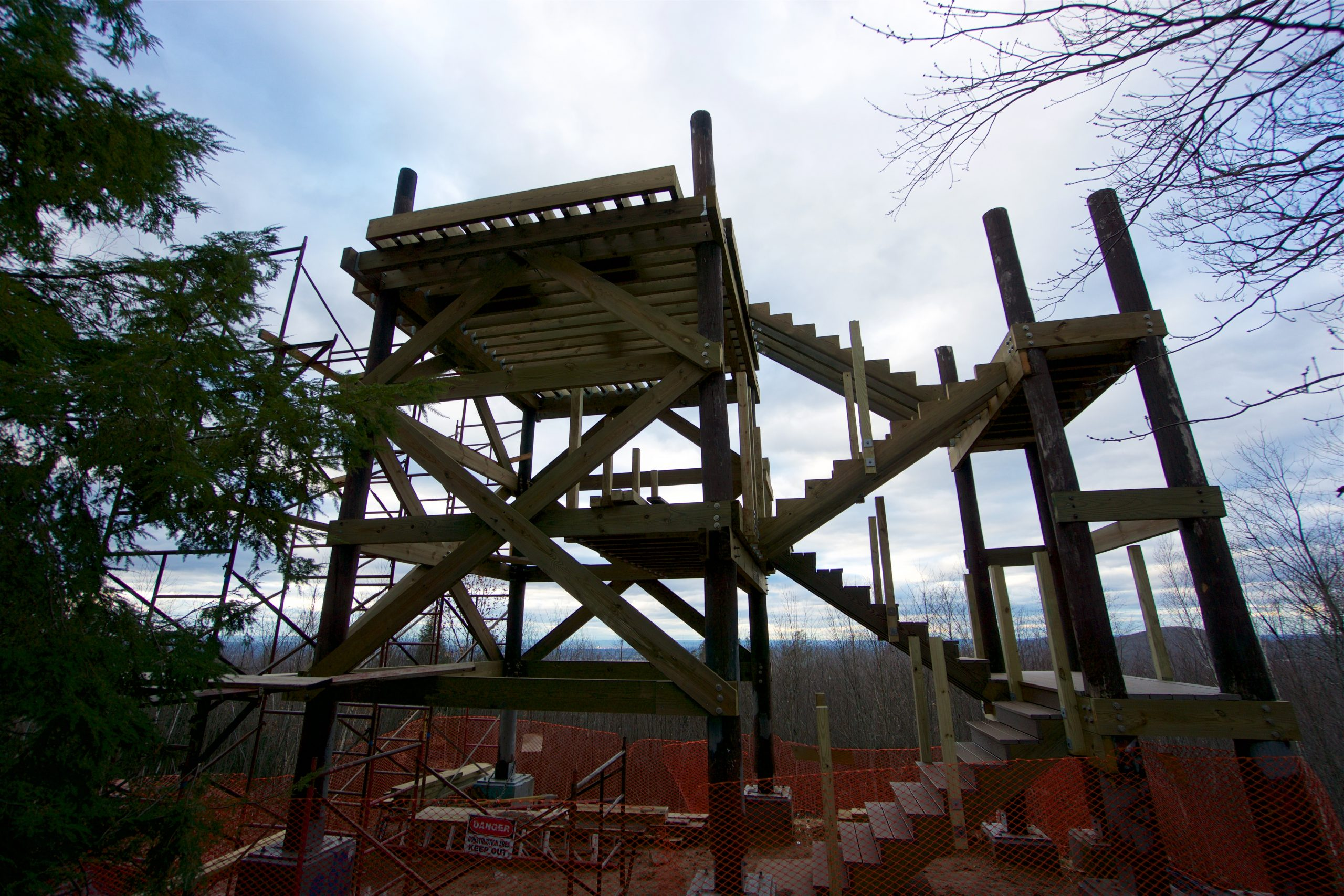 Soapstone Observation Tower