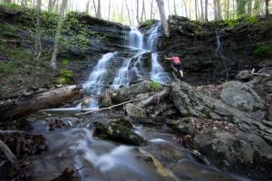 Sprague Main Waterfall Small
