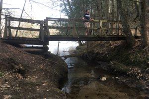 Sprague White Trail Bridge