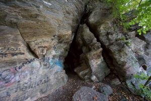 Squaw Cave Entrance