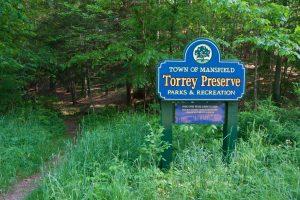 Torrey Preserve Trailhead