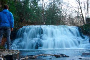 Wadsworth Falls Winter