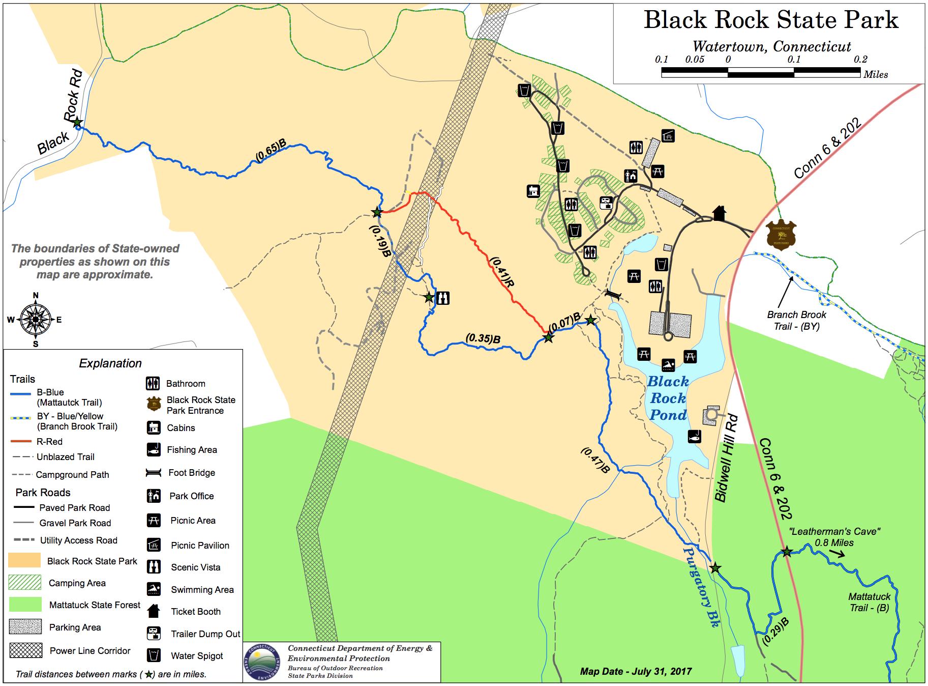 Black Rock State Park Explore Connecticut