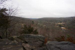 Devil's Hopyard Overlook View