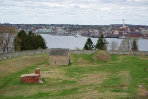 Fort Griswold View