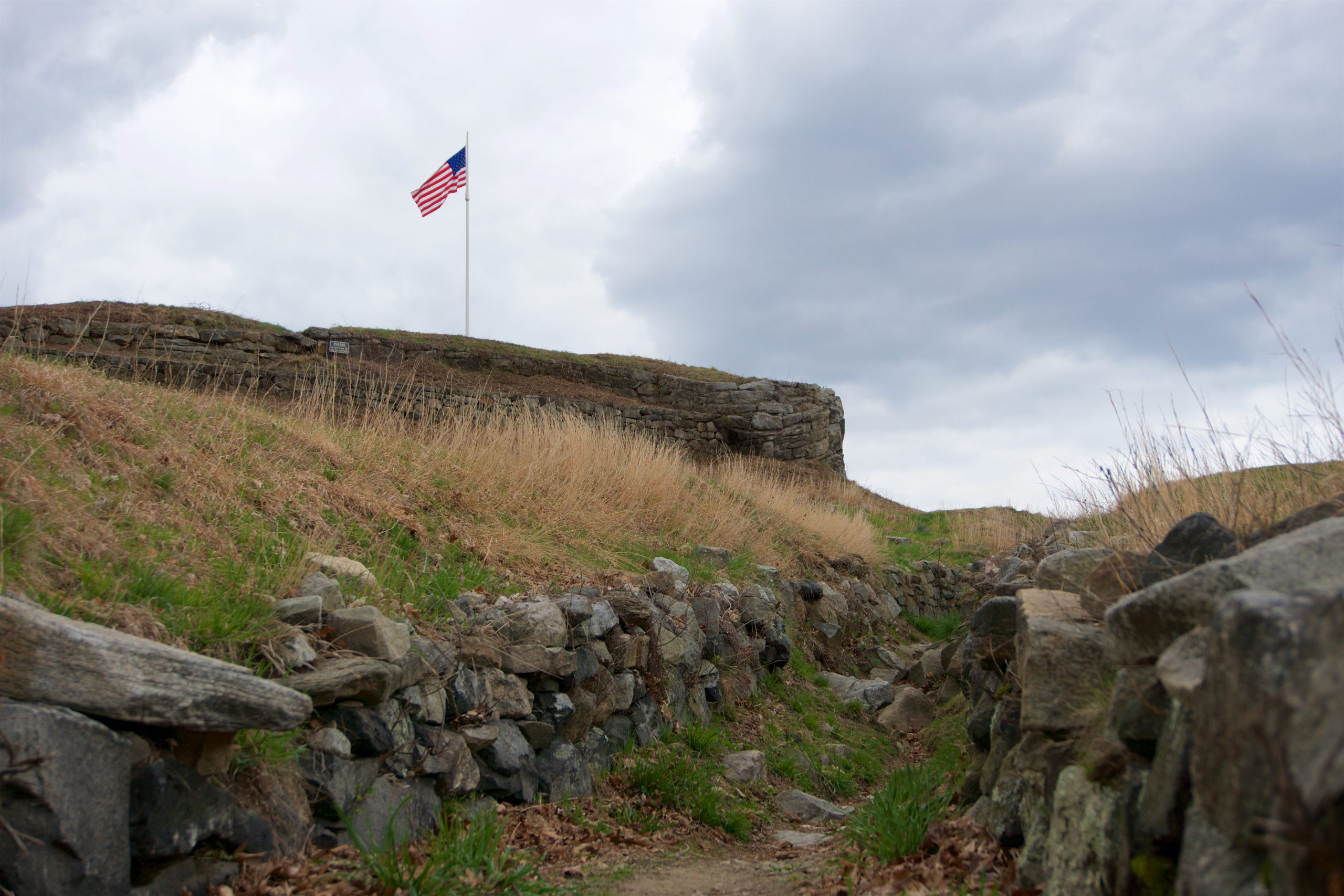 Fort Griswold