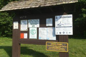 Mono Pond Trail Head