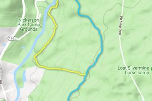 Natchaug Trail Morey Rd