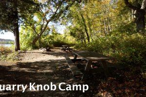 Selden Neck Quarry Knob Camp