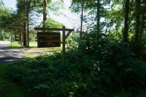 Sherman Forest Trailhead