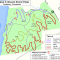 Waldo State Park Mountain Bike Map
