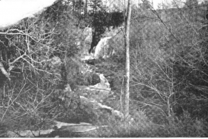 1895 Westfield Falls and Gorge
