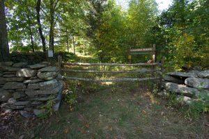 Burnham Brook Trailhead