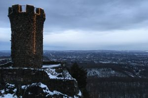 Castle Craig Winter
