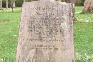 Holy Grove stone
