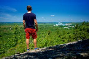 Lantern Hill Overlook
