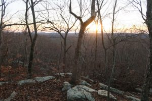 Overlook at Smuggler's Rock