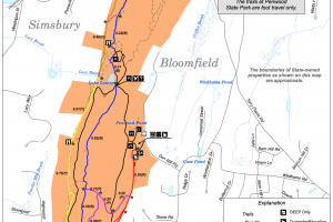 Penwood State Park Trail Map