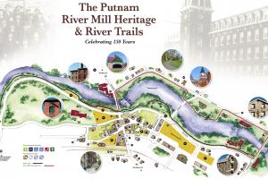 Putnam River Trail Map
