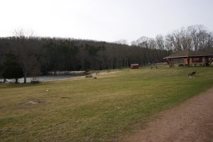 Valley Falls Beach Pavilion