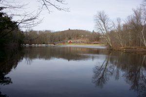 Valley Falls Pond
