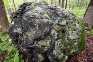 Amphibolite at Parciak