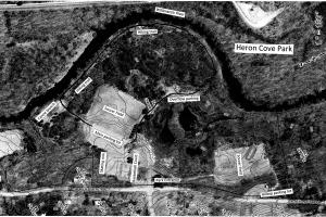 Heron Cove Park Map