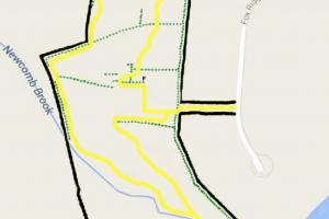 Nedwied Trail Map