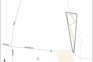 Fliegal Farm Woods Map