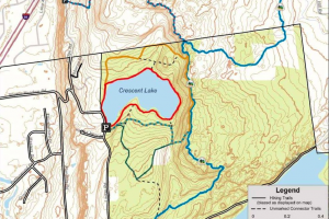 Sunset Rock State Park Trail Map