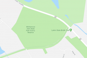 Whittemore Glen Trail Map