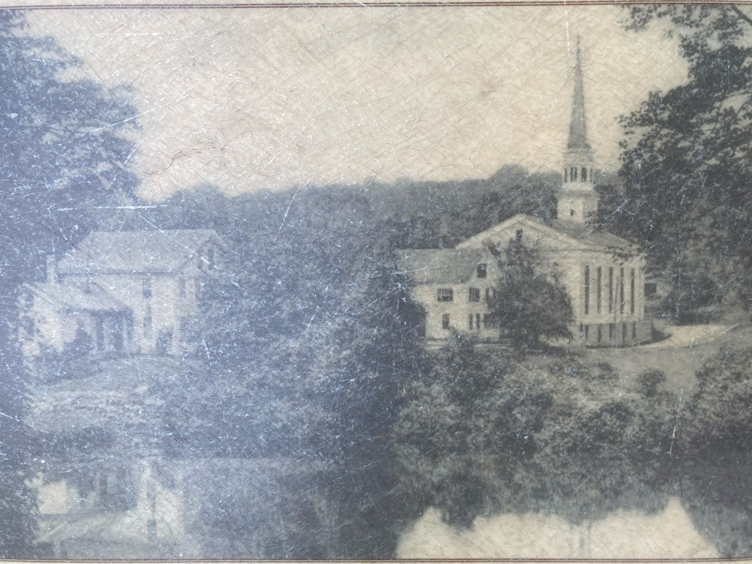 Mill Brook Park in the 1900s