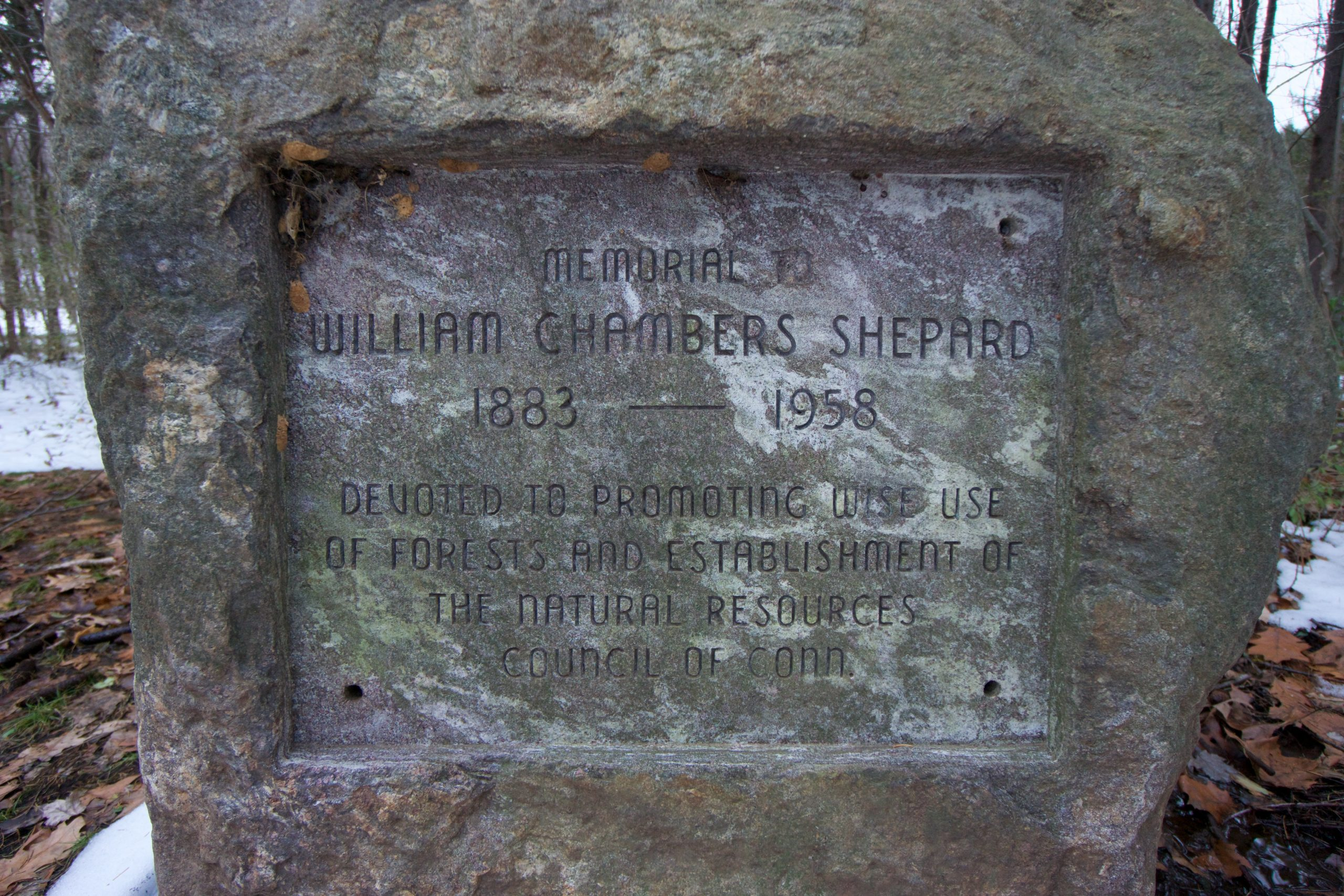 Nye Holman Shepard Memorial